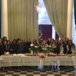 Il Club delle Mamme ha allestito una ricchissima tavolata in onore di San Giuseppe