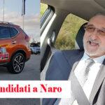 """""""Candidato a bordo"""" seconda  puntata di tre… continuiamo con Vincenzo Giglio, candidato alla poltrona di Sindaco di Naro"""