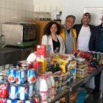 Canicattì: grandissimo successo per la raccolta alimentare del Leo e Lions