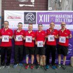 Atletica Canicattì alla Supermaratona dell'Etna