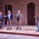 """Canicattì: """"il sistema Montante"""" raccontato al San Domenico… grande presenza di pubblico"""