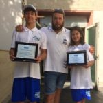 6 ORI e 1 ARGENTO per l'Ulysse, Riccardo Locicero e Alessia Ferraro Campioni Regionali