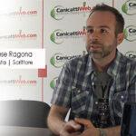 """Canicattì : presentazione del libro di Fabio Marchese Ragona """"IL CASO MARCINKUS"""". ( video intervista)"""