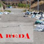 Canicattì: fuffa e munnizza in contrada Reda