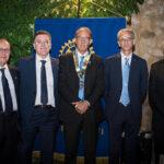 Canicatti: Rotary , avvicendati il presidente uscente Prof. Francesco Provenzano,  ed il presidente entrante Dott. Salvatore Russo.