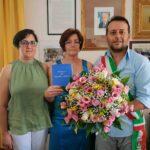 Delia, Cittadinanza italiana ad una rumena