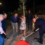 """Nasce a Campobello di Licata  il primo albero """"Antonio Perelli"""" U.IL.T."""