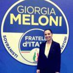 Maria Dell'Imperio , Consigliere comunale Lampedusa aderisce a Fratelli d'Italia
