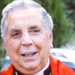 Si è spento monsignor Bommarito: aveva 93 anni