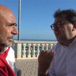 Una capatina a Porto Empedocle, ospite l'Avv. Giuseppe Aiello