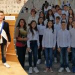 """Gli alunni della Scuola Media """"G. Verga"""" di Canicattì partecipano all'Inaugurazione dell'Anno Accademico del Parlamento della Legalità Internazionale"""