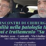 """Canicattì: Attualità nella patologia tiroidea diagnosi e trattamento """" su misura"""" sabato 12 ottobre presso la sala conferenze del l'Ospedale Barone Lombardo"""