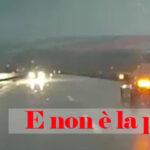 """Canicattì: sul tratto """"Le vigne – Canicattì nord"""" auto in contromano… e non è la prima volta.. ( video impressionante)"""