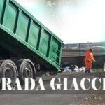 Contrada Giacchetto ripulita dall'amministrazione di Ravanusa ( servizio video)