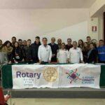 """""""Un corso per salvare la vita, rivolto agli studenti""""L'iniziativa del Rotary Club di Canicatti"""