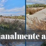Canicattì: zona artigianale? NO!!! Zona abbandonata !!!! ( video)