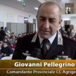 Naro, Scuola Media: Incontri di Legalità con il Colonnello dei Carabinieri Giovanni Pellegrino