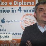 """Salvatore Licata Presidente Euroform: """"noi siamo la scuola dei mestieri…. chi fa disinformazione lo fa artatamente"""""""