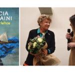Canicattì: la scrittrice Dacia Maraini ospite del club delle mamme. Grandissima partecipazione di pubblico
