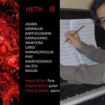 "Carmelo Mantione tra i compositori dell'album internazionale  ""Heth"""