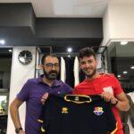 Arriva in casa della ASD Al Qattà Sporting Club, Diego Lalicata