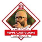 Futsal Canicattì, Giuseppe Castiglione nuovo mister