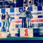 Circuito Internazionale di Triscina: Mantione e Curto di Naro, al 1* posto nel Classic Ospiti