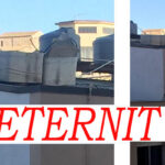 Canicattì: eternit in Viale Regina Margherita, ritorniamo a segnalarlo