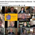 """V edizione della """"Settimana della cucina nel mondo"""" a Parigi."""