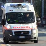 Incidente sulla statale 640: ferito 45enne si Ravanusa