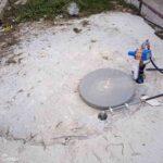 Delia, problematica sulla scarsa distribuzione idrica all'interno del Cimitero