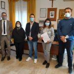 """Stipulato un protocollo d'intesa tra il Comune di Delia e la """"Fondazione Ebbene"""""""