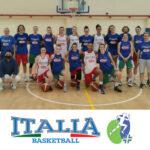 Centro Ortopedico Aliotta esegue screening Baropodometrico alla Nazionale Femminile Italiana Senior di Basket