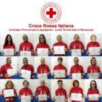 """Ravanusa, la Croce Rossa Italiana forma 24 volontari: 4 sono ragazzi """"speciali"""""""