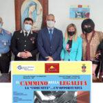 Campobello di Licata: Il  cammino della legalità. La comunità …..un'opportunità