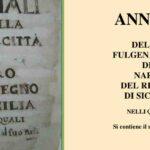 """""""Naro Antico"""", ultimata l'opera di trascrizione del manoscritto di Saverio Cappuccino"""