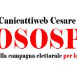 """Cesare Sciabarrà: """"mi autosospendo da direttore di questa testata fino alla fine delle elezioni amministrative che mi vedono candidato alla carica di Sindaco"""""""