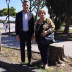 La Dr.ssa Gera Destro, aderisce alla LEGA SICILIA