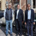 """Ha fatto tappa a Naro la 27° edizione della Rievocazione della """"Coppa Vincenzo Florio"""""""